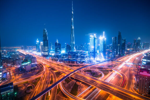 Andare a Dubai
